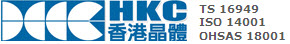 HK CRYSTAL – PASSIVE COMPONENTS Electronic component parts distributor