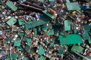 Electronic Trash in China