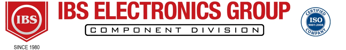 IBS Electronics Group Logo Header