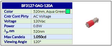 BF3127-0AG-120A