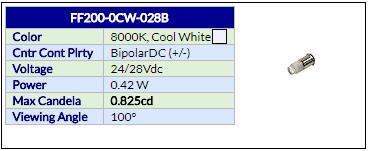 FF200-0CW-028B